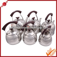 stainless steel japanese cast iron arabic metal teapot