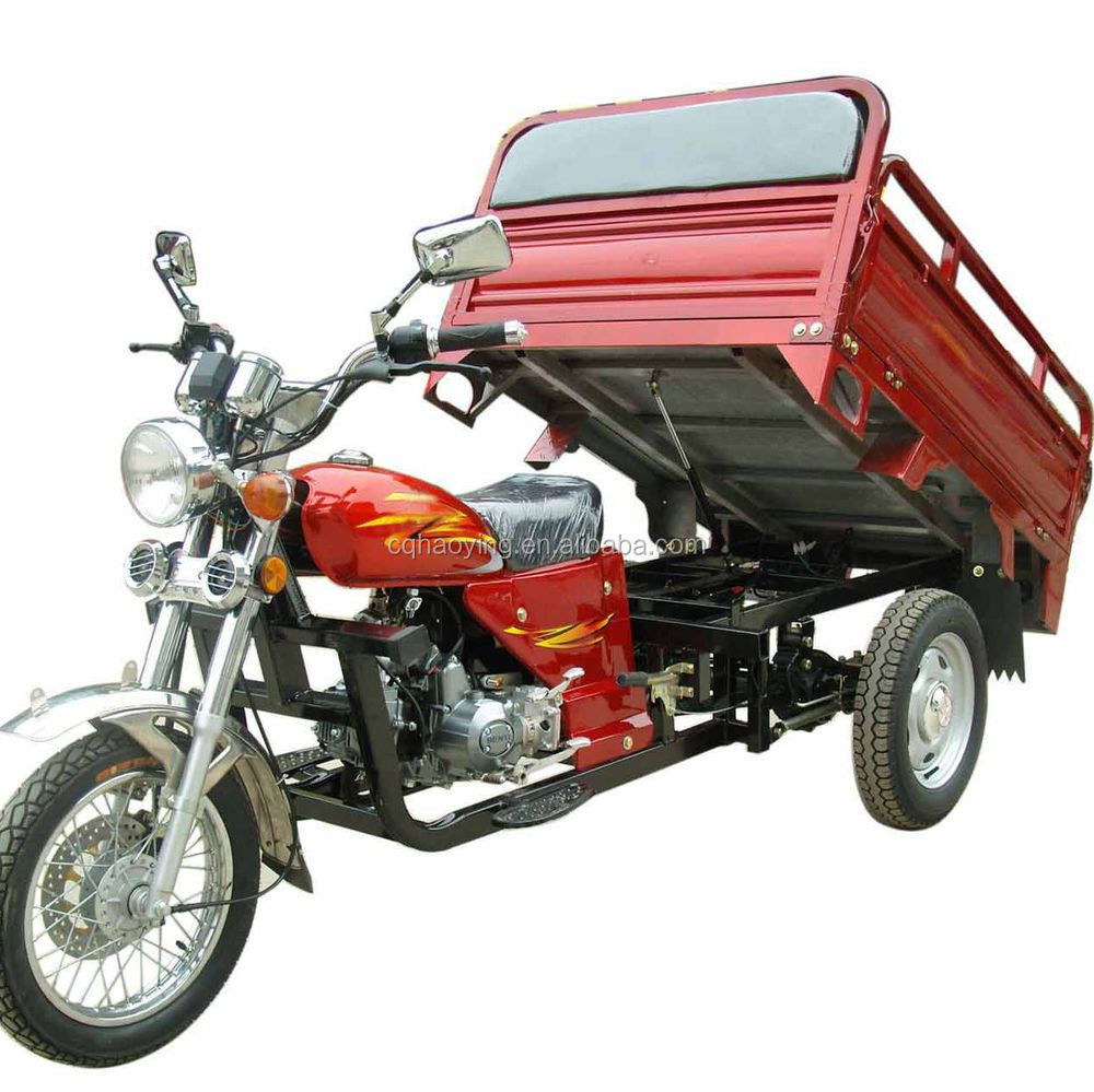 Cargo popular garbage auto rickshaw for sale