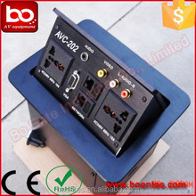 Office Furniture Power Socket for Desk/ Table with multifunction connectors