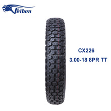 Tires for Motorcycle, Off Road Tyre, Far East Tires 3.00-18