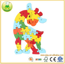 Hot New Products For 2015 High Quality Wooden 3D Puzzle,Cheap Jigsaw Puzzle,Puzzle Game RL-0004