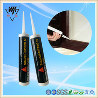 Transparent Neutral High Quality Sanitaryware Silicone Sealant