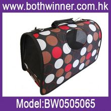 Portable dog cage ,h0tcc hot selling canvas comfortable dog carrier , modular dog kennel