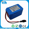 Electric golf caddy 14.8V 13.2Ah li ion battery pack