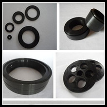 Any size rubber bearing protective sleeve rubber sleeve