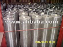 stainless steel wire/crimp mesh