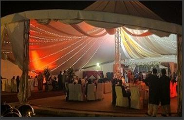 Event Tents & Marquees