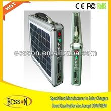10W mini solar energy system for home,hiking,camping