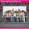 New style beautiful desktop led lighted photo frame for gifts presents