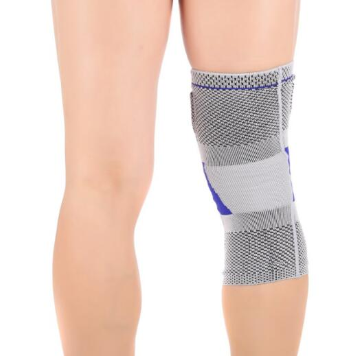 Knee Support Elastic Compression Sleeve Best Pain Relief For Arthritis, Tendonitis, Meniscus Tears, Tendon or Ligament Damage