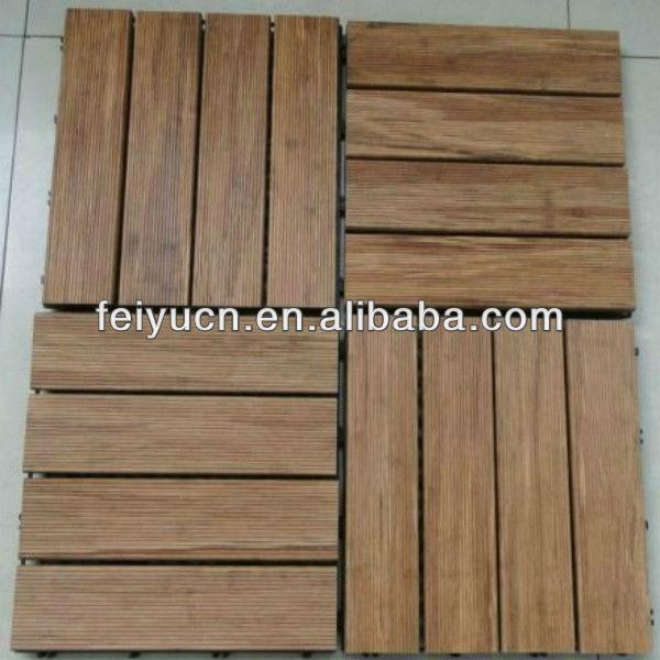 e1 salle de bains salle de cuisine strand tiss sauna tanche bambou rev tement de sol stratifi. Black Bedroom Furniture Sets. Home Design Ideas