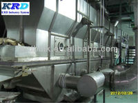 vibrating Fluidizing Bed Drying machine