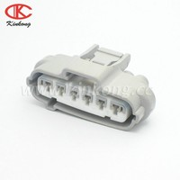 6P Yazaki air throttle valve; bleeding shutter; butterfly damper; cock auto plug for Toyota Camry 90980-12651