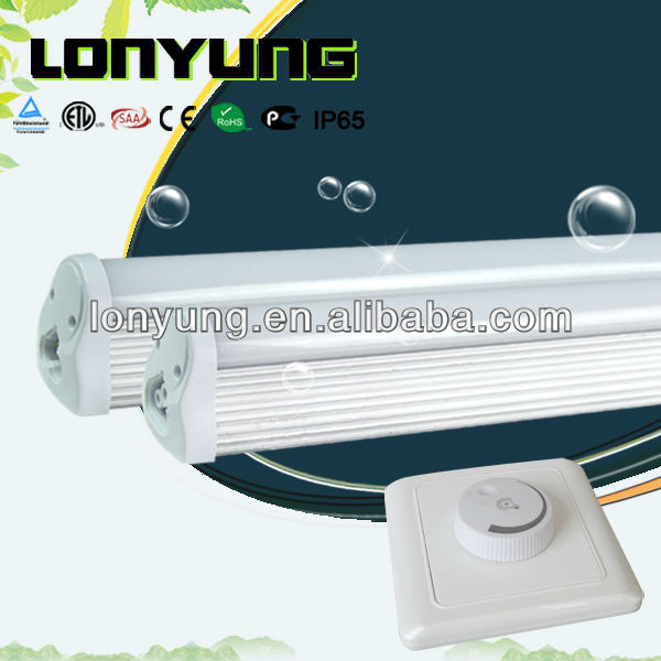 2250lm 25W T8 tube lighting energ saving t8 integrative lamp