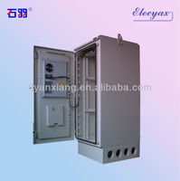 SK-305 constant temperature box/outdoor cabient with heat exchanger