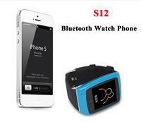 "1.54"" Touch Screen QWERTY Keyboard Smart Bluetooth Watch Phone For IOS and Android"