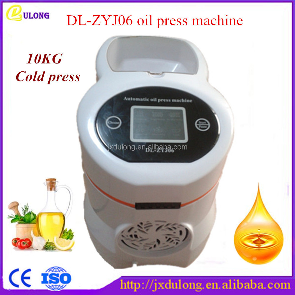 The best selling excellent quality flax seed cold oil press machine