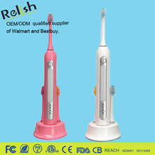 3 Brushing Modes Electric Toothbrush Waterproof Oral Care Sonic Toothbrush With CE FDA Certifications