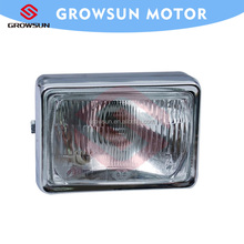 100cc AX100 Motorcycle Spare Parts of Front Head Lamp