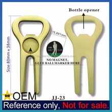Giveaway Bottle Opener Antique Personalized Bulk Golf Divot Tool
