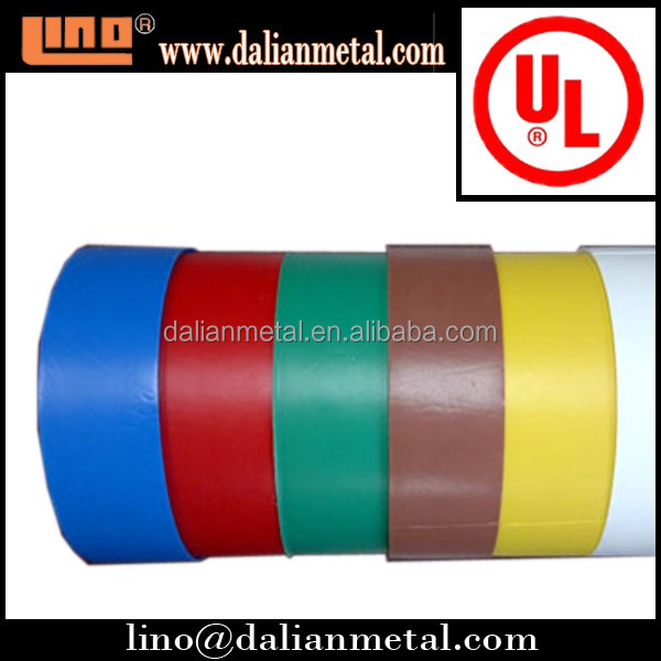 2017 PVC clear Electrical Tape With UL approval