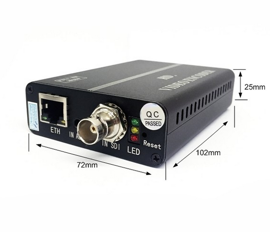 3g /4G iptv encoder hotel wifi option h.264/h.265 HDMI+3.5mm iptv encoder