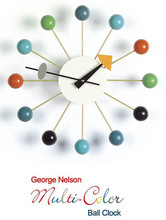 George Nelson Ball Clock(COW-09)
