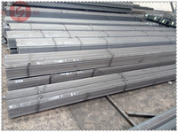 shengcai company produced hot rolled steel unequal angle for power grid project use