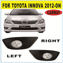 Led fog lamps for TOYOTA INNOVA 2012 ON Car Lamp Hotselling