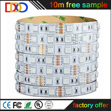 good quality 5050 flexible waterproof rgb led strip 24v with very cheap price