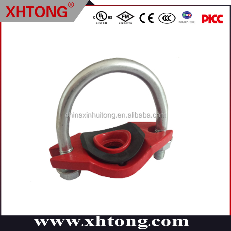 China Supplier Wholesale Price Tee Joint U-Bolted Mechanical Tee r other type pipe fittings