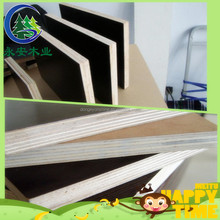 18mm construction plywood / phenolic film faced plywood / film coated plywood