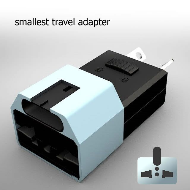 Your Micro Travel Mate travel adapter london drugs