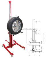 Thydraulic car /ruck/Bus wheel dolly