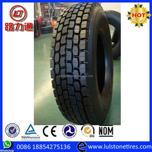 11R22.5 12R22.5 13R22.5 Low Profile Truck Tire 22.5