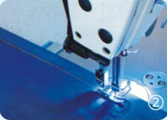 Grande lâmpada led equipamentos de máquina de costura industrial