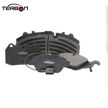 Competitive Auto Parts D1033 Spare Disc Brake Pad Made in China for Nissan/Toyota