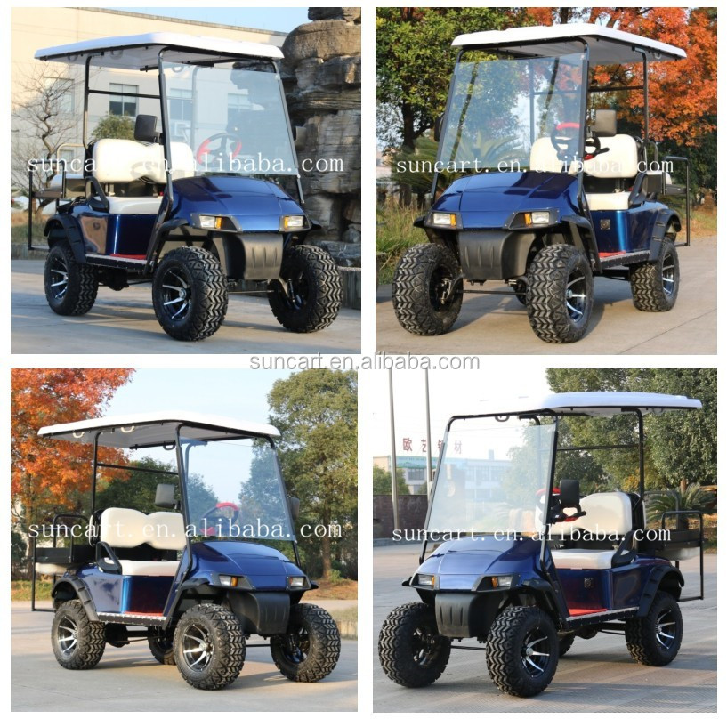 Electric Popular Golf Cart,Powerfull Golf Cart,High Quality Golf Carts