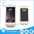 For Iphone6 back clip battery ultra thin, mobile power supply casing back clip charging 4.7/5.5inch