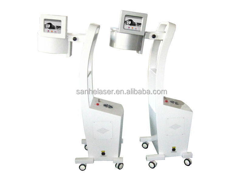 2014 newproduct Diode Laser Hair regrowth equipment for hair loss treatment