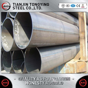 3 to 12m Length, 219 to 3500mm stainless steel oil sand control pipe/spiral welded tube/filter pipe