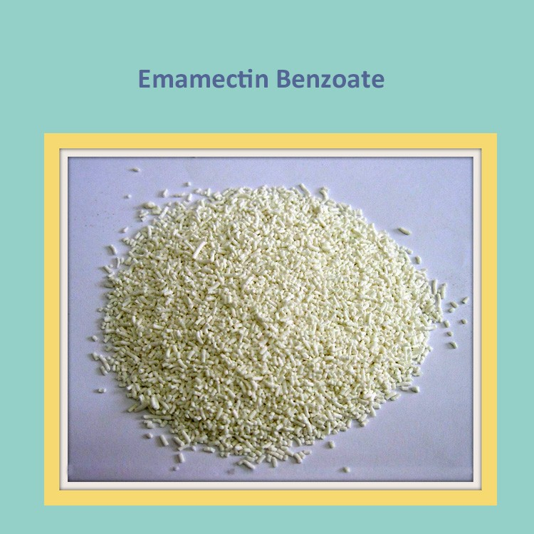 Reasonable Price of Emamectin Benzoate 5% SG, 5% WDG, 8% WDG in insecticide (CAS 155569-91-8)