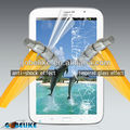 2013 New Popular! Anti-shock clear screen protector for Samsung Galaxy Note 8.0 N5100