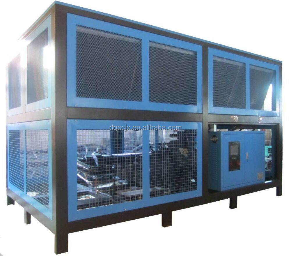 water Cooled Screw Water Chiller Machine/Plastic Injection Molding Machine Air Cooled Screw Water Chiller