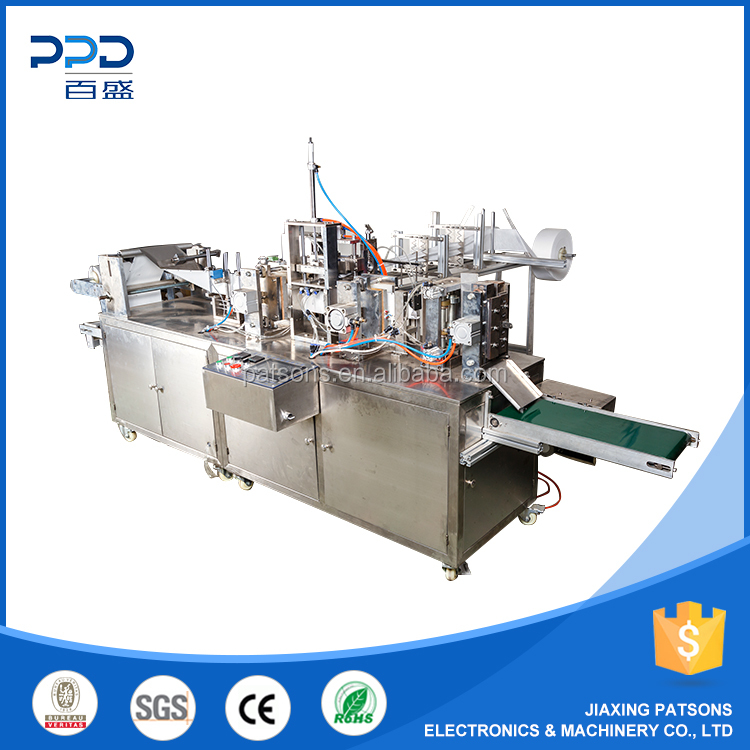 High Quality Wet Wipes Packing Machine