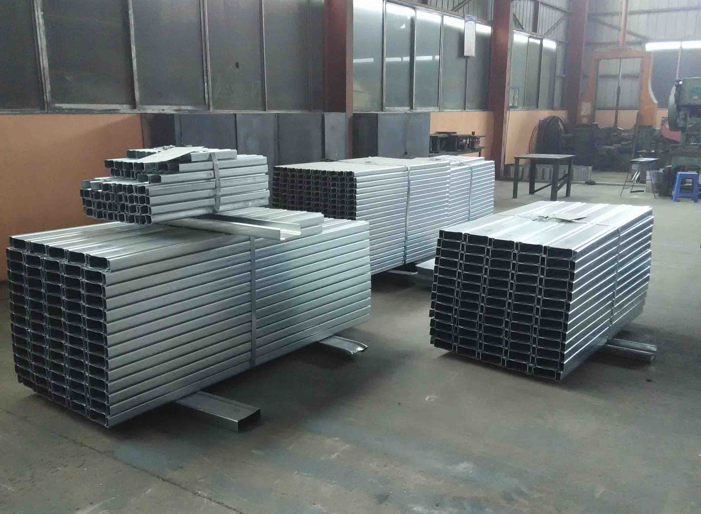 Packaging-C Section Steel