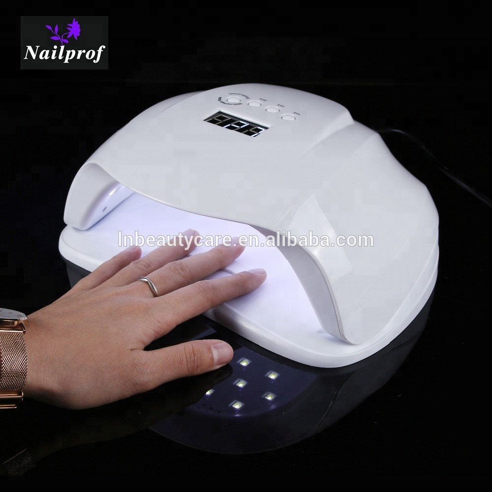 Nailprof. Sun X nail led gel uv gel curing light& 48W SUN nail led uv lamp & & cheap nail dryer with timer display