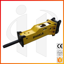 FRD Chisel Dia 75mm Hydraulic Breaker for Mini Excavator