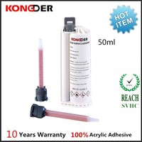 Kongder 50ml High Strength Harga Solid Surface Adhesive Manufacturer With Corian