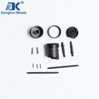 Black Anodizing 6082 Aluminum Machining Parts